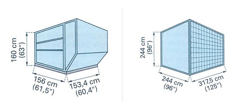 Palettes et conteneurs, les ULD les plus courantes pour le fret aérien
