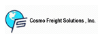 Company logo of Cosmo Freight Solutions, a Freight compagny in America