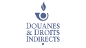 Logo of the french douane, institution fiscale et de sécurité pour le transport
